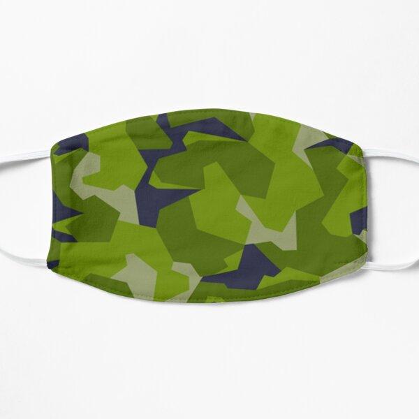 Swedish Army Camouflage Mascarilla