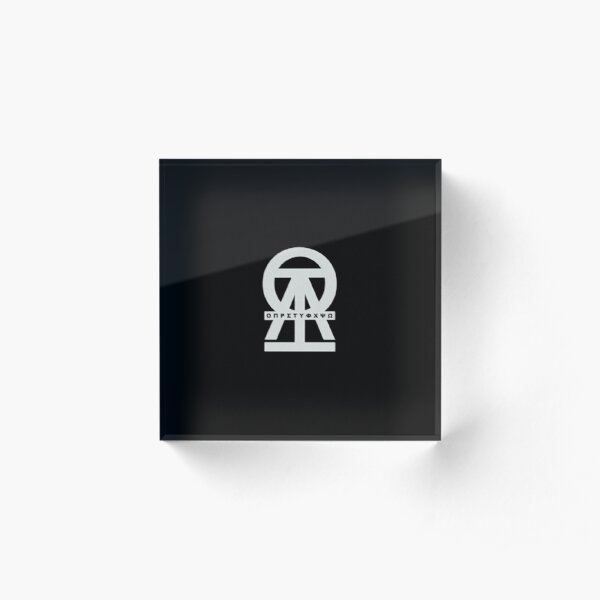 Logo Damso QALF Bloc acrylique
