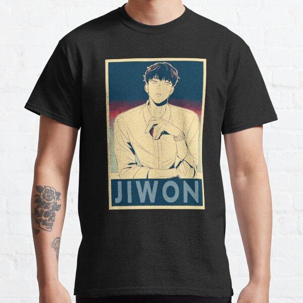 Póster Bj Alex Ahn Jiwon Hope Camiseta clásica