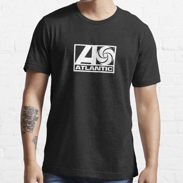 Hot Sale - Atlantic_Records_fan_logo T-shirt essentiel