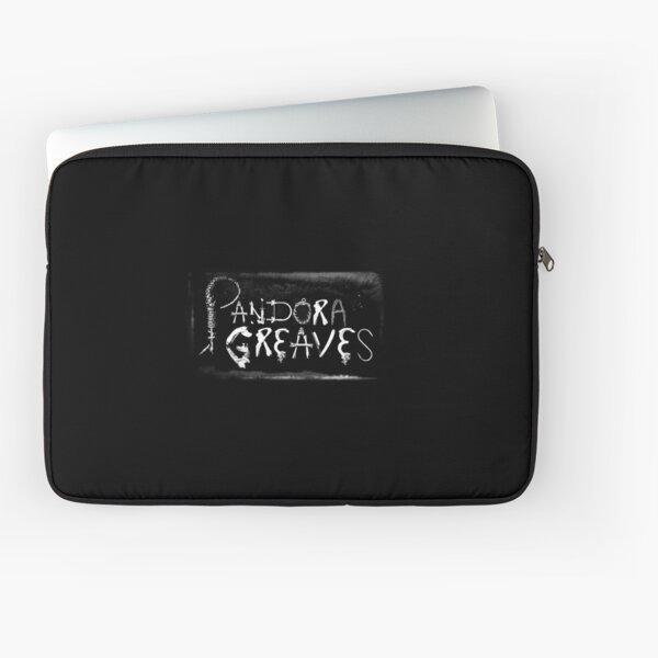 Pandora Greaves Logo Laptop Sleeve