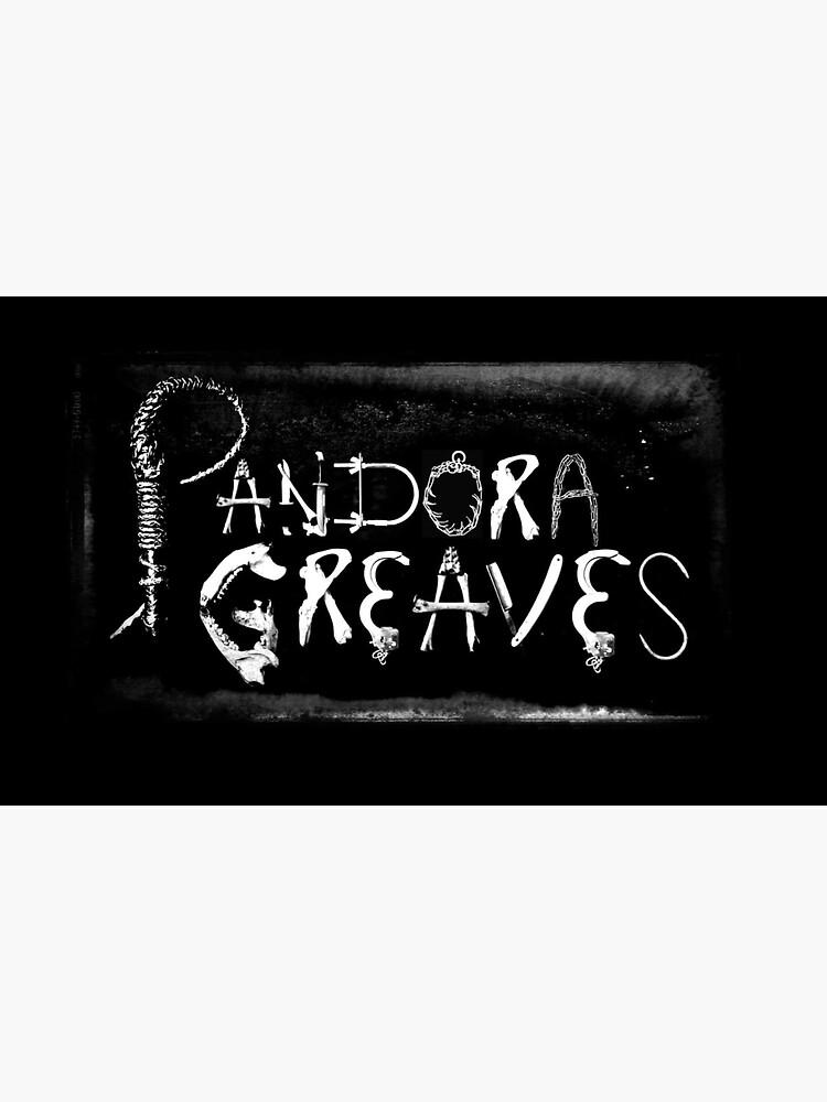 Pandora Greaves Logo by MissGreaves