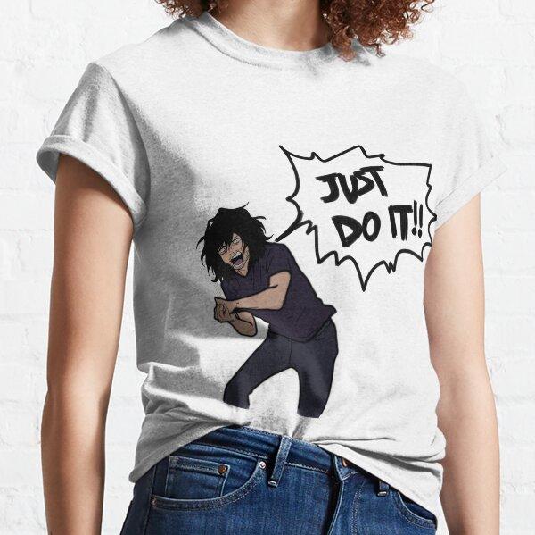 Shota Aizawa JUST DO IT T-shirt classique