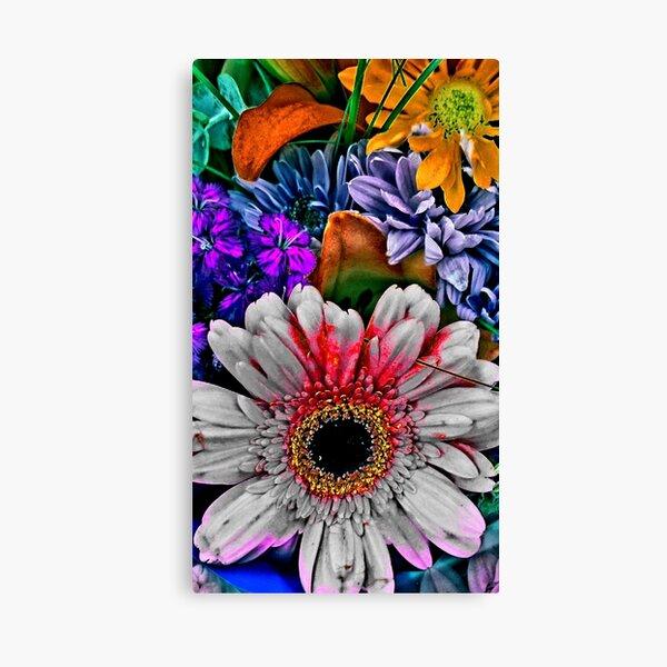 Flower carnaval . FlowerShop 528 Canvas Print
