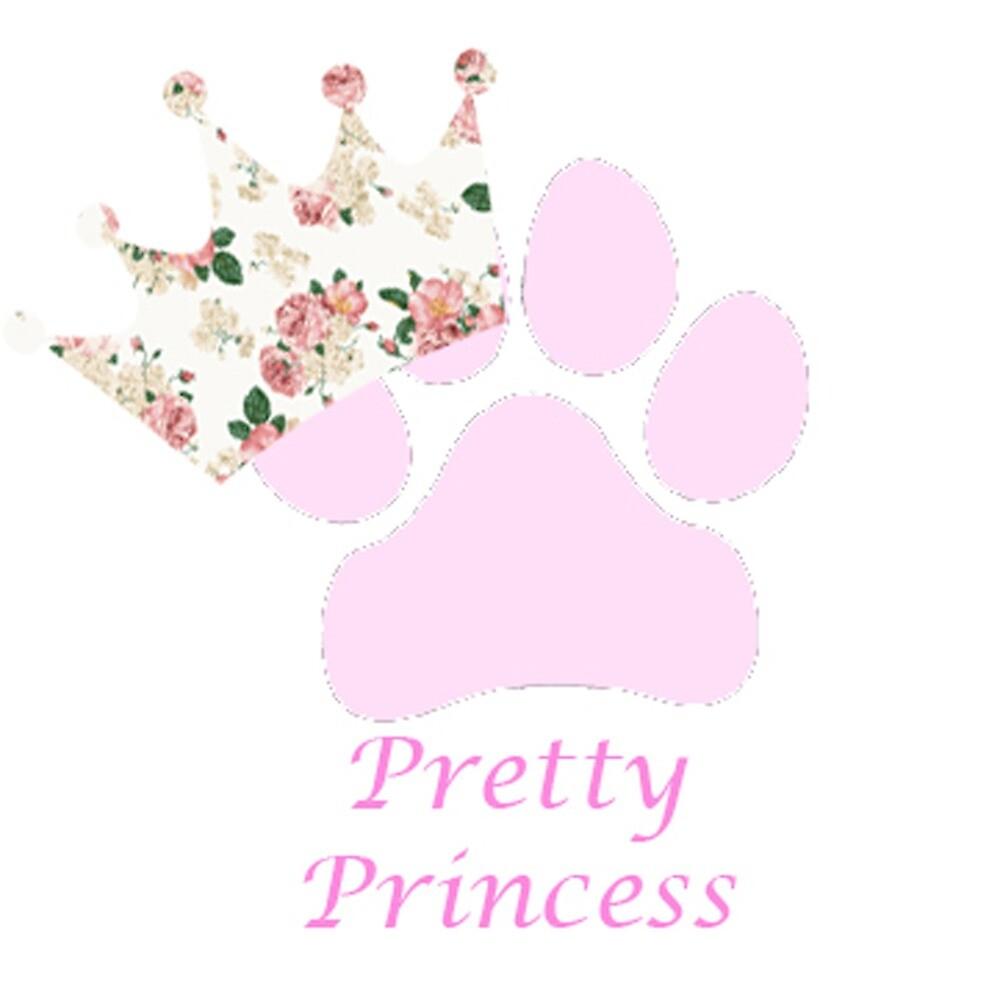Pretty Princess Paw by lilmisselfpuppy