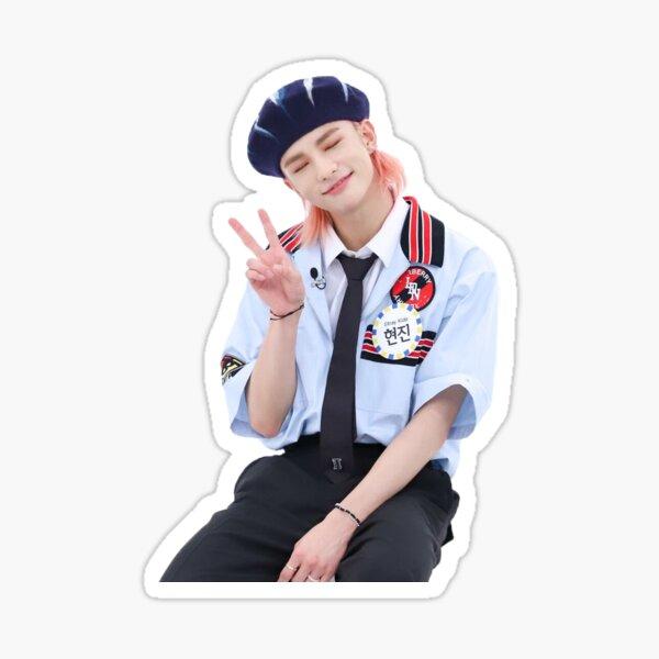 STRAY KIDS SKZ HWANG HYUNJIN STAY BACK DOOR IN LIFE Sticker