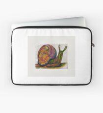 EricTHEWilson Psychedelic Snail Laptop Sleeve
