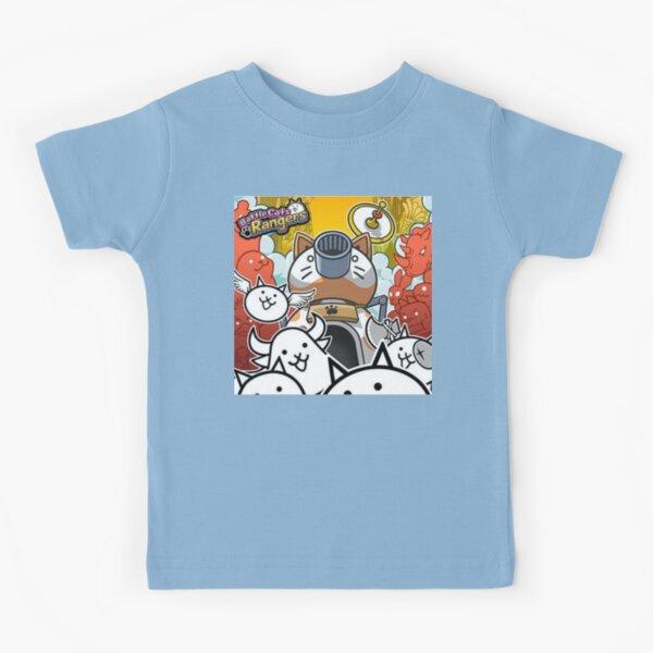 Battle Cats Kids T-Shirt