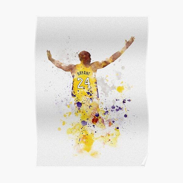 Wallpaper Kobe Art Poster