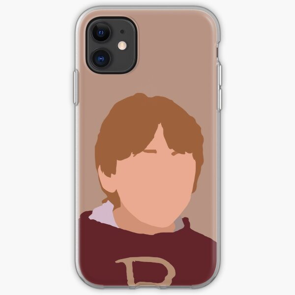 Ron Weasley iPhone Soft Case