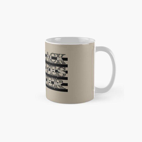 BLM Antifa US Flag (Dark) Classic Mug