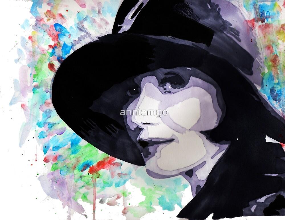 Miss Fisher by anniemgo