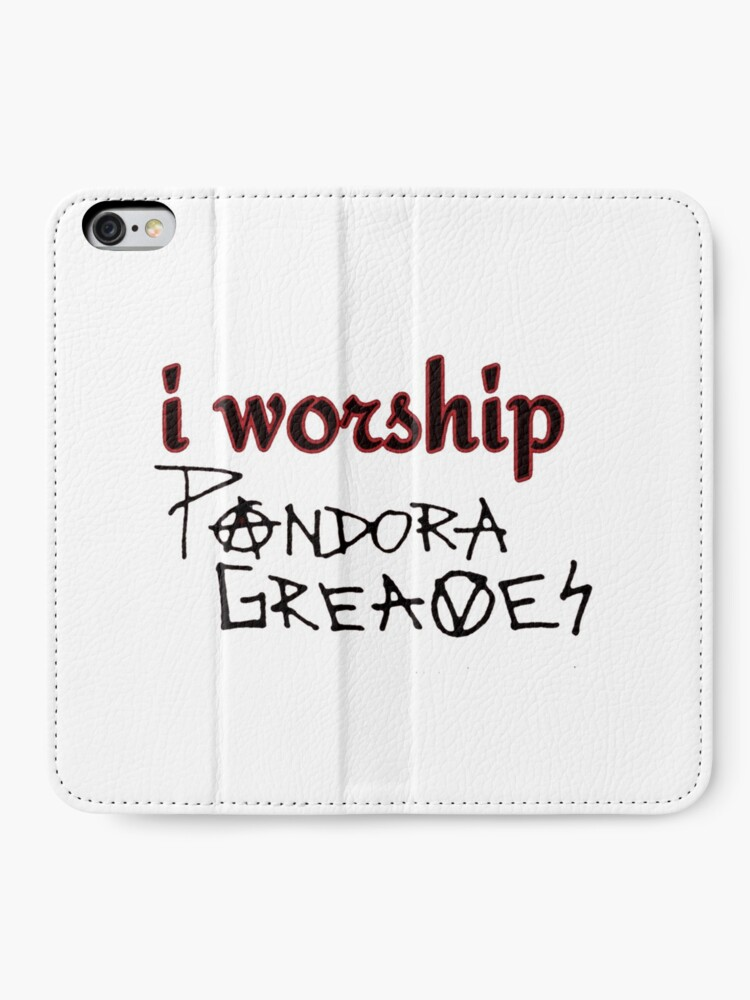 Alternate view of Worship iPhone Wallet