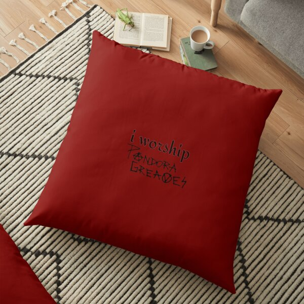 Worship Floor Pillow