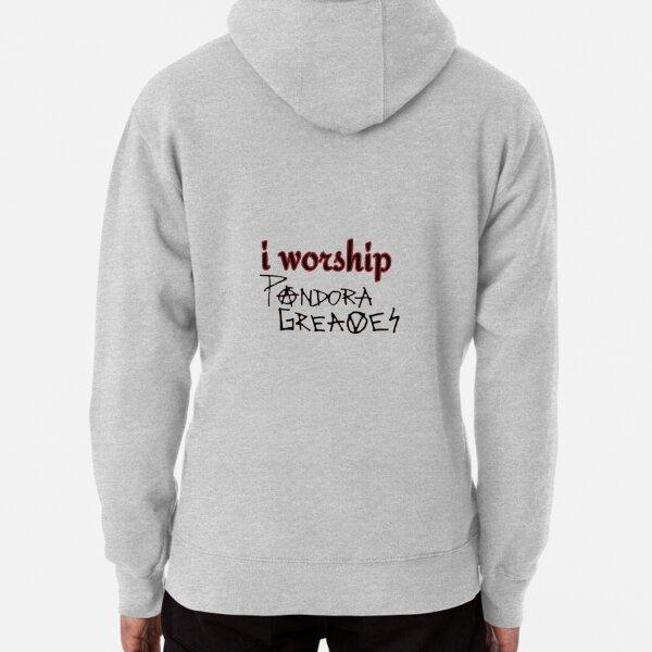 Worship Pullover Hoodie