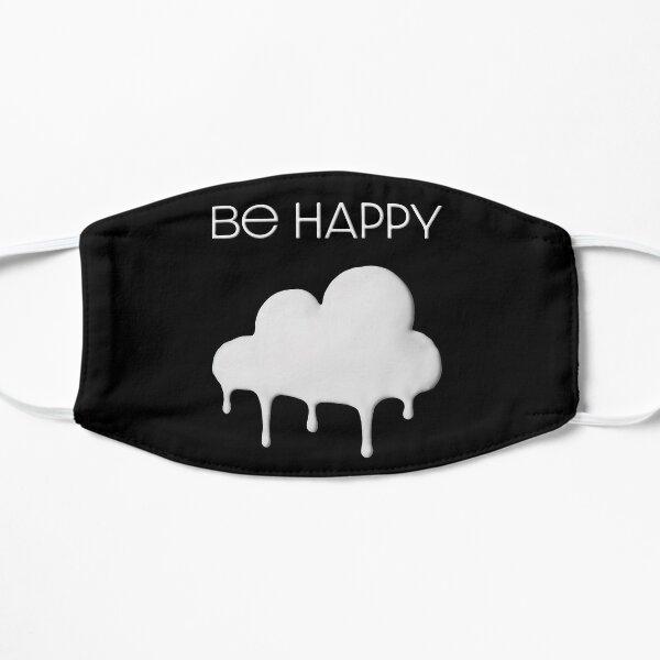 Dixie Damelio - Be happy Cloud (logo + título)   Charli Damelio Hype House Tiktok Mascarilla plana