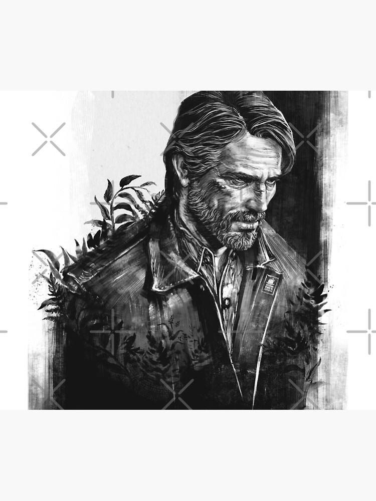The Last Of Us Part II - Joel  by JustAnor