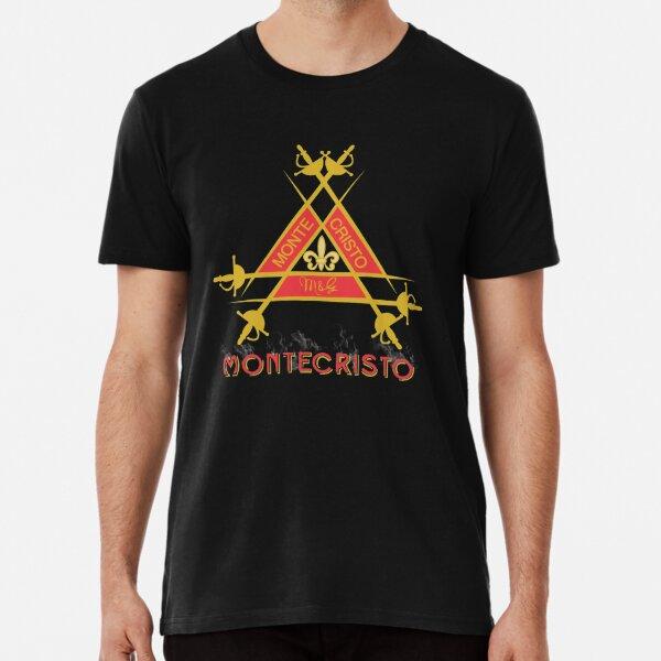 Havana Montecristo Cigar Premium T-Shirt