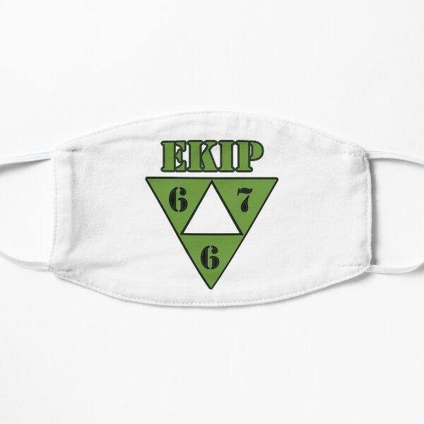 Logo 667 EKIP Masque sans plis
