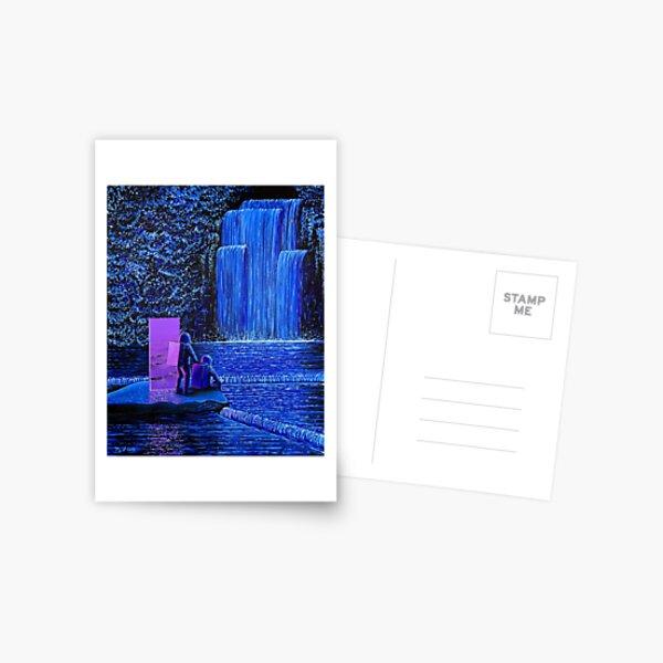 Return To Night Falls Postcard