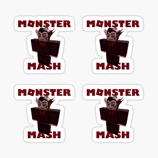 Roblox Wizard Decals Lets Play Roblox Stickers Redbubble