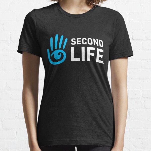 Second Life Logo Essential T-Shirt