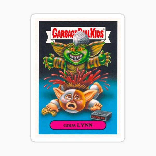 Grim lynn- garbage pail kids Sticker