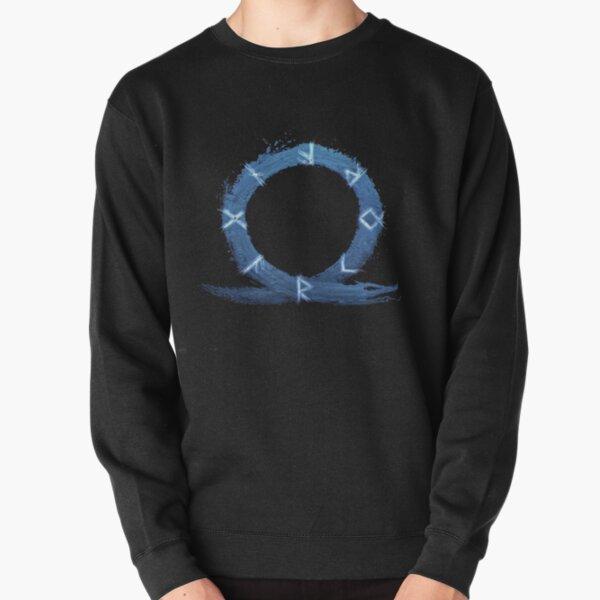 God Of War Ragnarok Logo Pullover Sweatshirt