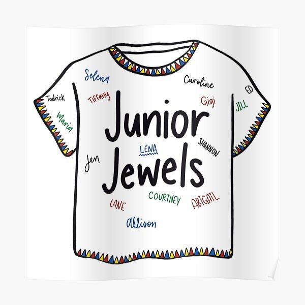 Junior jewels Poster