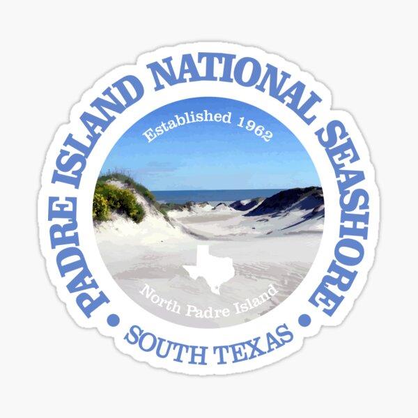 Padre Island National Seashore (NP) Sticker