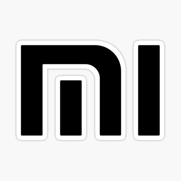 Logotipo de Xiaomi Pegatina