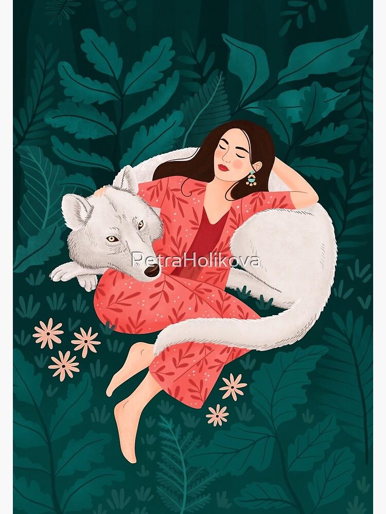 Wolf by PetraHolikova
