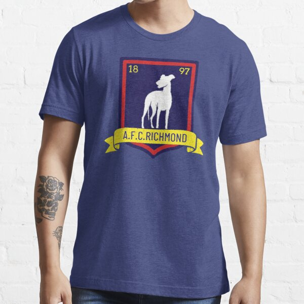vintage AFC Richmond-Play for coach Lasso-don't be a wanker-funny-tv-comedy-Ted- Essential T-Shirt