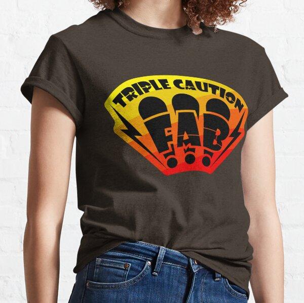 Triple Caution Fab- Desert Sun Classic T-Shirt