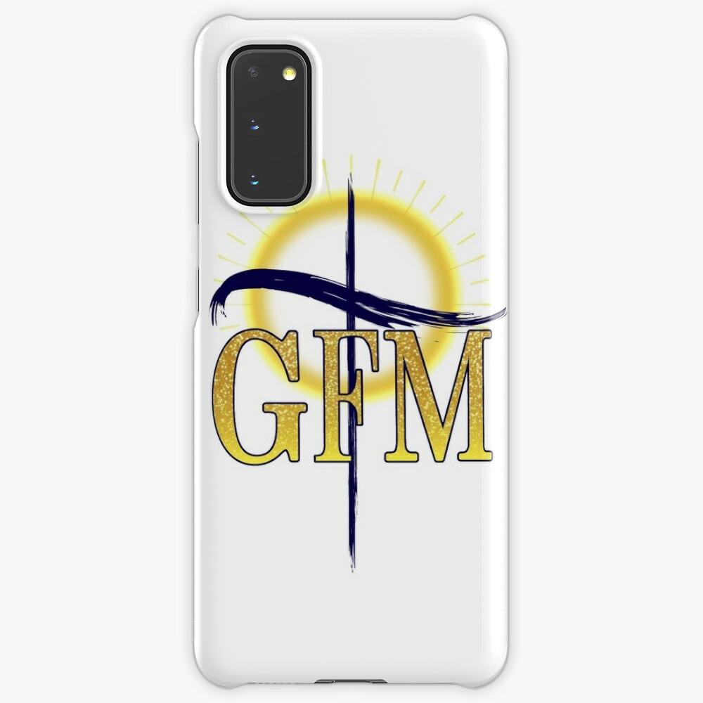 GFM Cross Logo Case & Skin for Samsung Galaxy