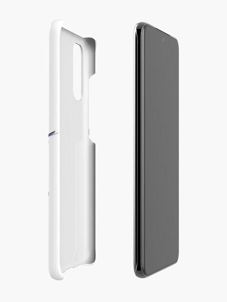 Alternate view of GFM Cross Logo Case & Skin for Samsung Galaxy