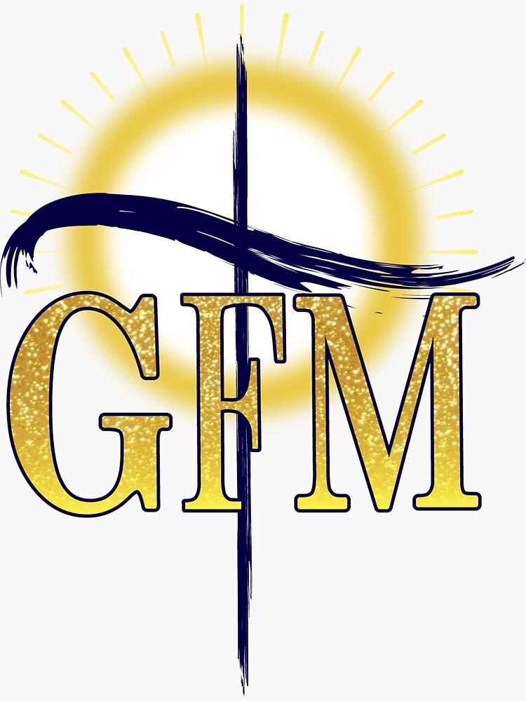 GFM Cross Logo by GFMModern