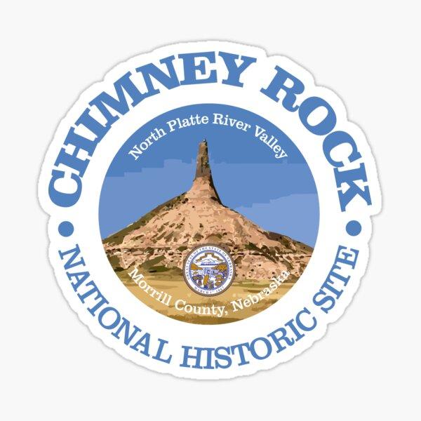 Chimney Rock National Historic Site (NM) Sticker