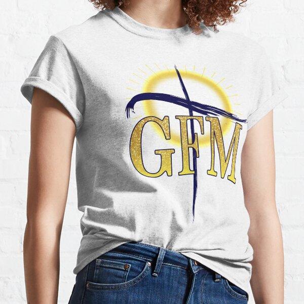 GFM Cross Logo Classic T-Shirt