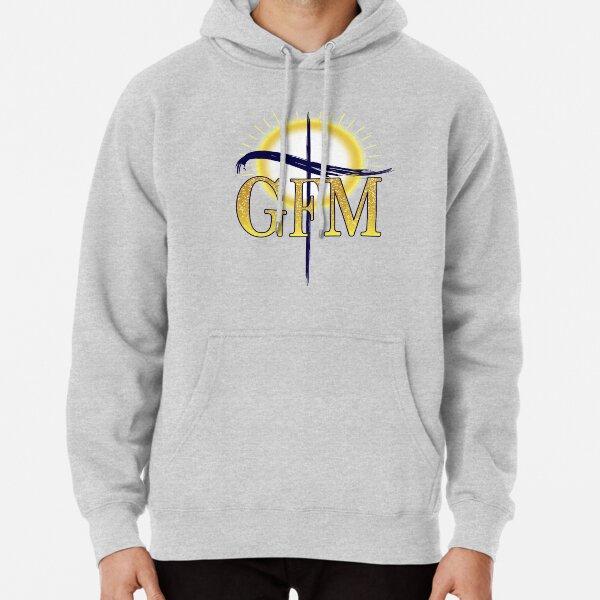 GFM Cross Logo Pullover Hoodie