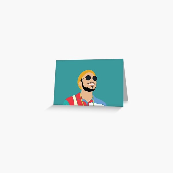 Anderson Paak Greeting Card