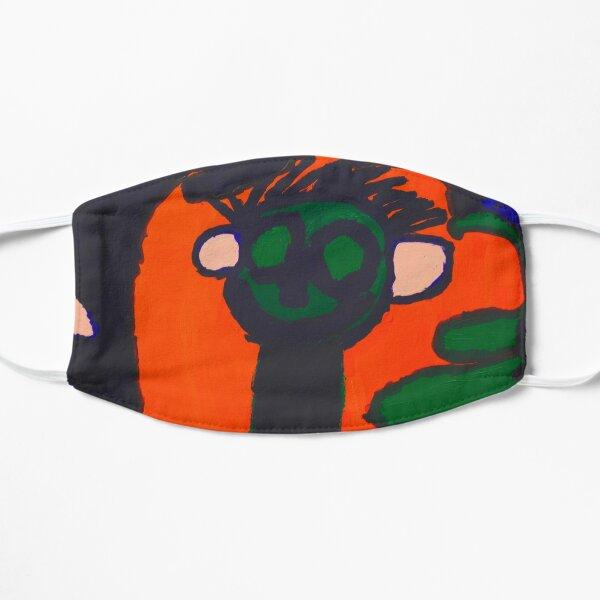 Carlos Untitled (Orange) Mask