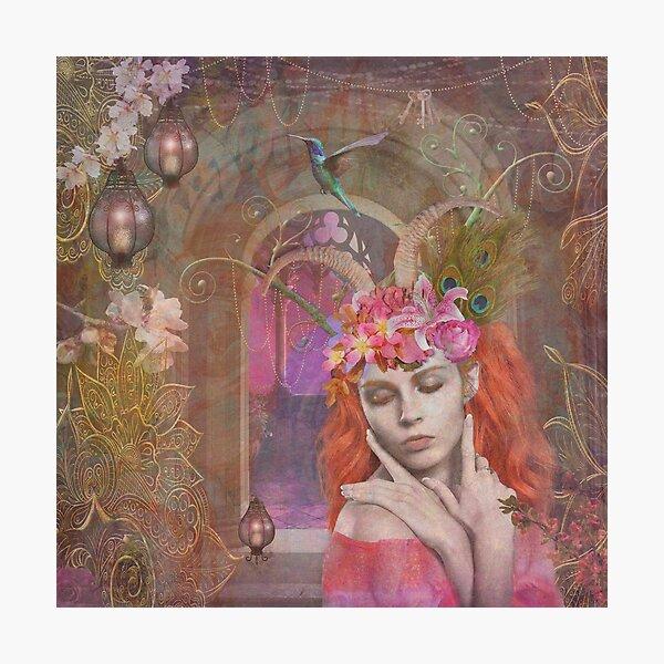 Elven Princess Photographic Print