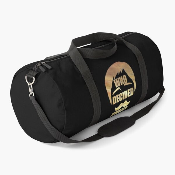 Escanor – Lion's Sin of Pride of the Seven Deadly Sins Duffle Bag