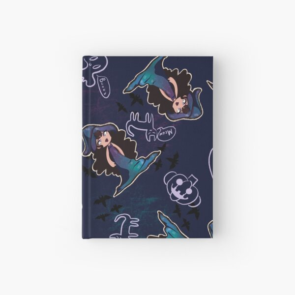 Galaxy Witch Hardcover Journal