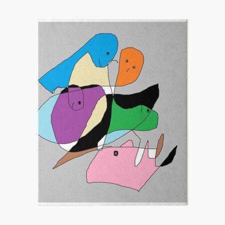 ARTE Art Board Print