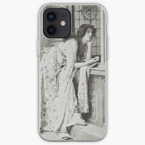 Juliet from The Sketch 1895 iPhone Soft Case