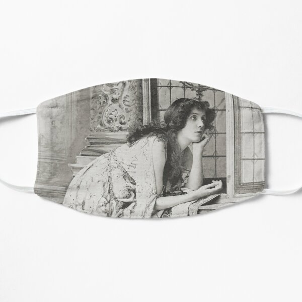 Juliet from The Sketch 1895 Mask