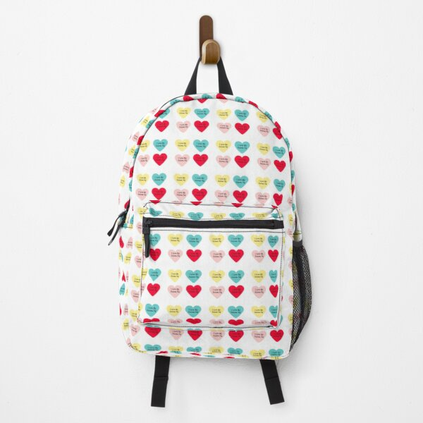 I love my guinea pig sticker pack Backpack