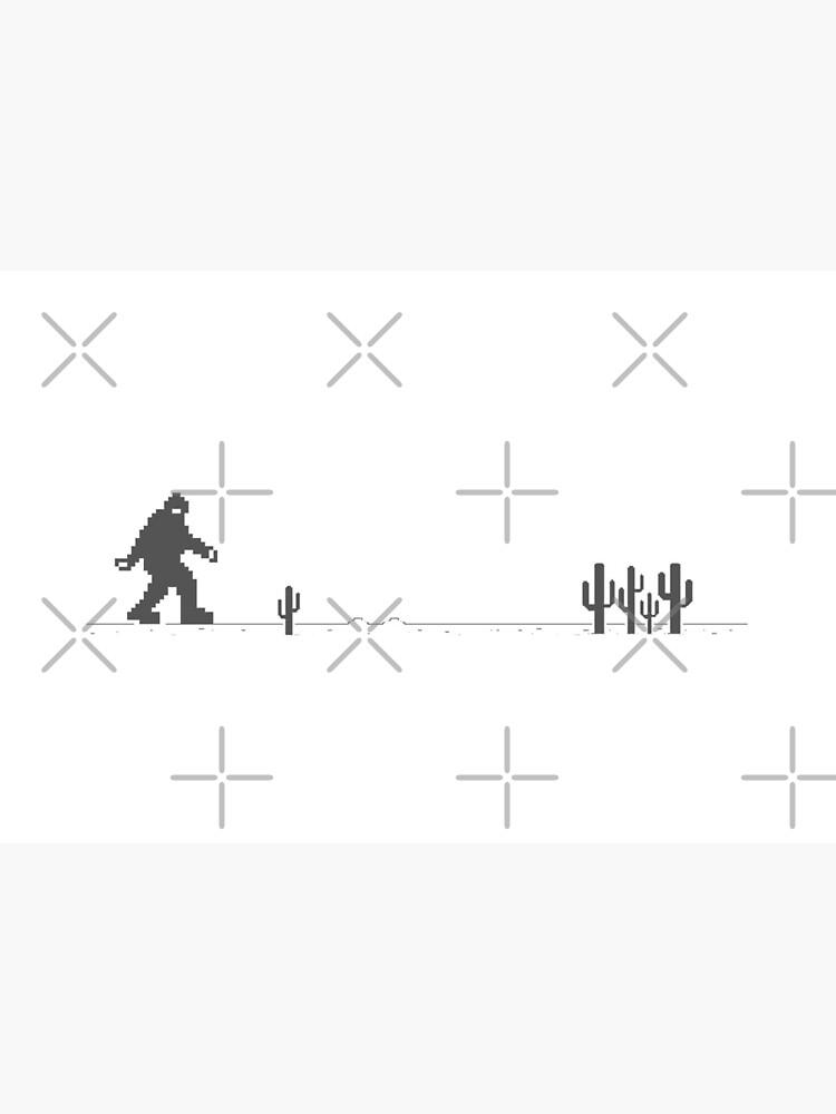 Bigfoot Cactus Offline Chrome by medmac01